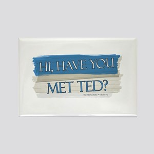 Have you Met Ted? Magnets
