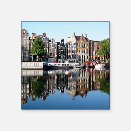 Amsterdam Reflections Sticker