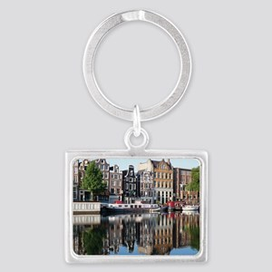 Amsterdam Reflections Keychains