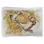 Jack Russell Sketch Pillow Sham