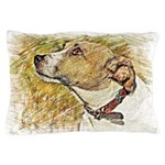 Jack Russell Sketch Pillow Case
