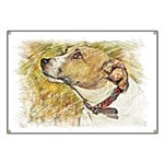 Jack Russell Sketch Banner