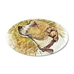 Jack Russell Sketch Wall Decal
