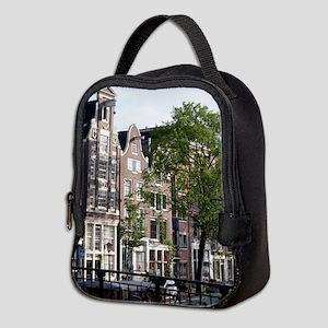 Amsterdam Gables Neoprene Lunch Bag