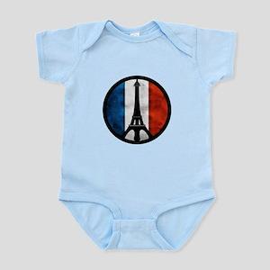 Peace in Paris 2 Body Suit