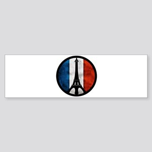 Peace in Paris 2 Bumper Sticker
