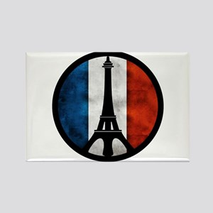 Peace in Paris 2 Magnets