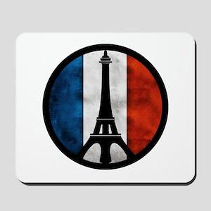 Peace in Paris 2 Mousepad
