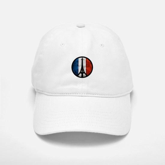 Peace in Paris 2 Baseball Baseball Baseball Cap