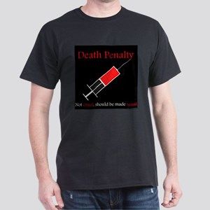 Death Penalty Dark T-Shirt