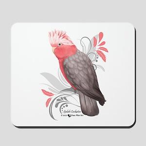 Galah Cockatoo Mousepad