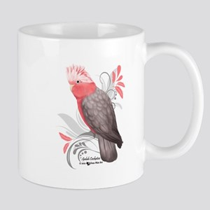 Galah Cockatoo Mugs