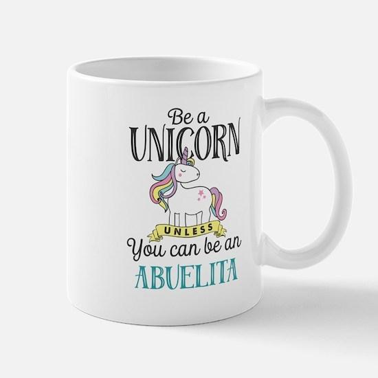 Unicorn ABUELITA Mug