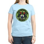 USS FECHTELER Women's Light T-Shirt