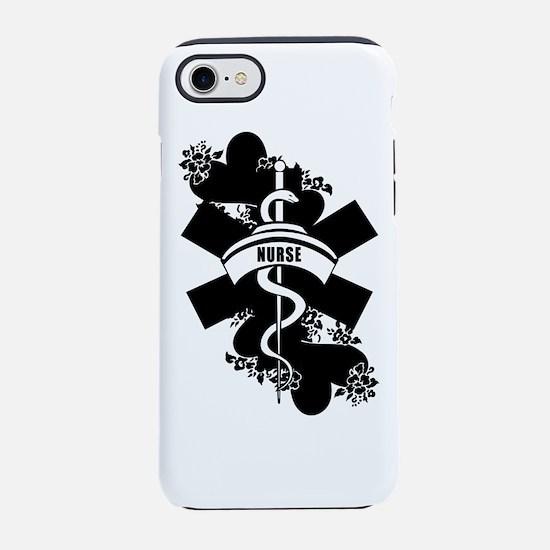 Nurse Heart Tattoo Iphone 8/7 Tough Case