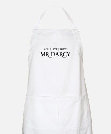 You Have Found Mr Darcy Apron