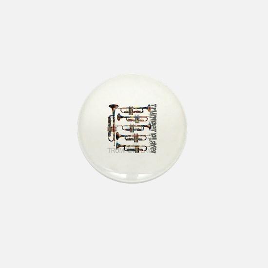 Unique Jazz Mini Button