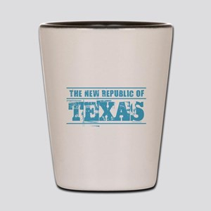 Texas - New Republic Shot Glass