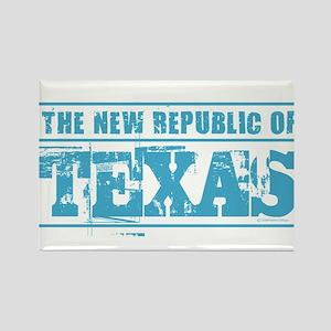 Texas - New Republic Magnets