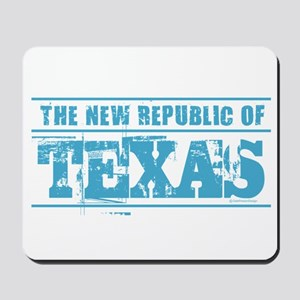 Texas - New Republic Mousepad