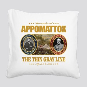 Appomattox (FH2) Square Canvas Pillow