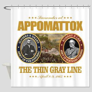 Appomattox (FH2) Shower Curtain