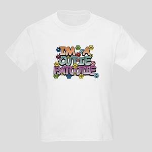 A Cutie Patootie Kids T-Shirt