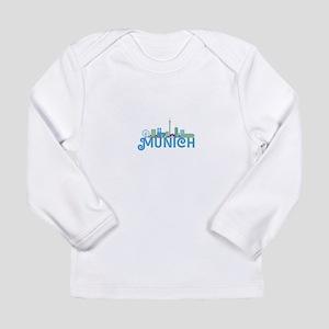 Skyline munich Long Sleeve T-Shirt