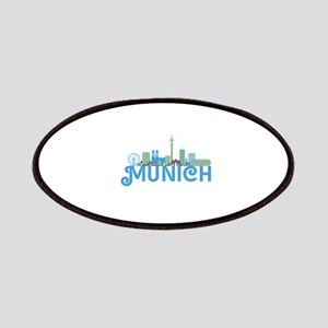 Skyline munich Patch