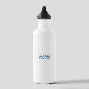 London Skyline Stainless Water Bottle 1.0L