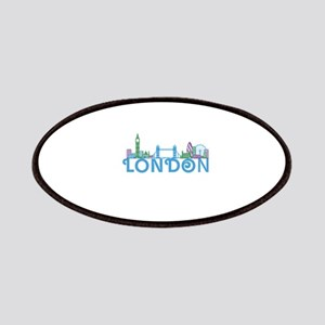 London Skyline Patch