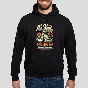 Go Kart Racer Champ Sweatshirt
