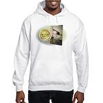 Tx Tweed Hooded Sweatshirt