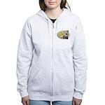 Tx Tweed Women's Zip Hoodie