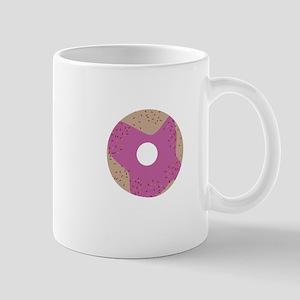 Pink Donut Mugs