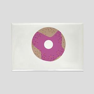 Pink Donut Magnets