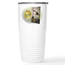 Tx Tweed 16 oz Stainless Steel Travel Mug