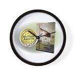 Tx Tweed Wall Clock