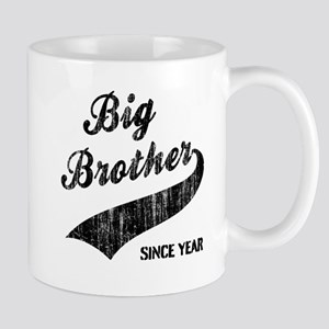 Big Brother Little Brother Since Year Mug