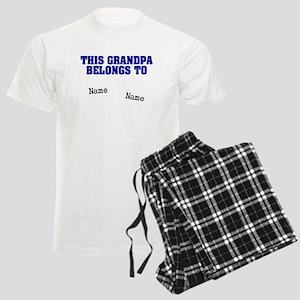 This grandpa belongs to Men's Light Pajamas