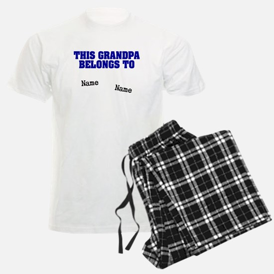 This grandpa belongs to Pajamas