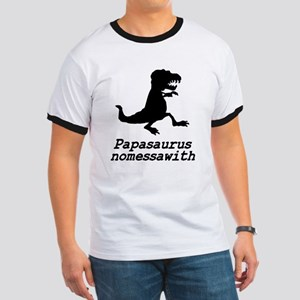 Papasaurus nomessawith Ringer T