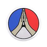 Pray for Peace Button