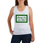 Hooray For Our Side Women's Tank Top