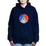 Pray for Peace Women's Hooded Sweatshirt