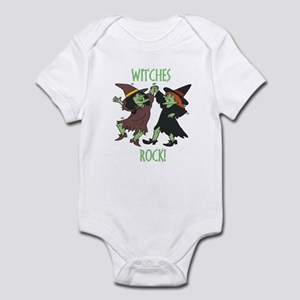 Witches Rock Infant Bodysuit