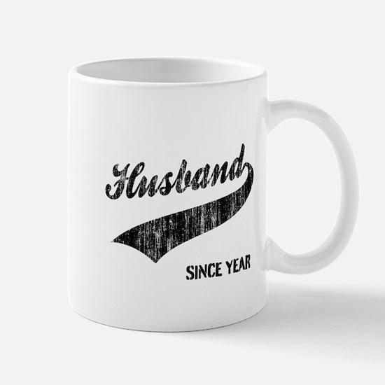 Husband Since year Mug