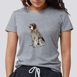 Wirehaired Pointing Griffon P T-Shirt