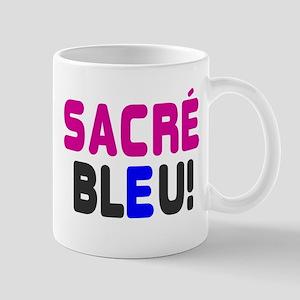 SACRE BLEU! Mugs