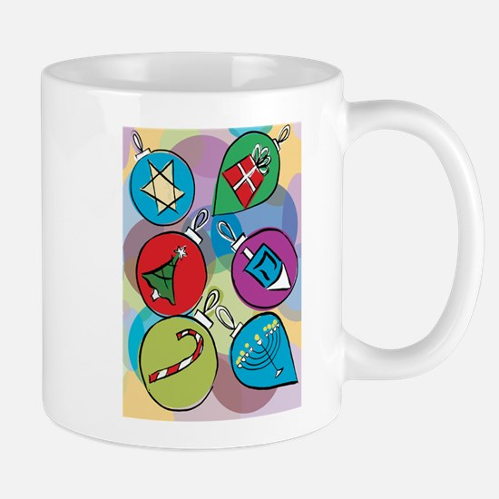 Interfaith Ornaments Mug